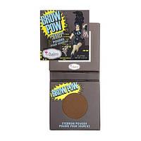 Пудра для бровей the Balm Brow Pow Dark brown