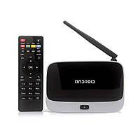 Приставка Smart TV Android TV BOX CS918 2GB ОЗУ Смарт ТВ 16гб. Супер мощный и компактный. Код: КГ583