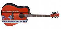 Акустическая гитара Cort MOTOR OIL 2 BKS*