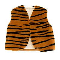 Жилетка тигровый, 34*26см, ТМ Золушка Украина(227-6)