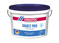 Белоснежная матовая краска Object Pro (Krautol), 10 л