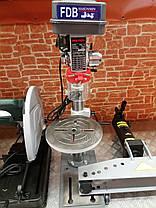 FDB Maschinen Drill 16 сверлильный станок по металлу свердлильний верстат фдб дрил 16 машинен, фото 3