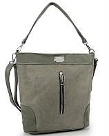Стильная женская сумочка XB-514 GREY