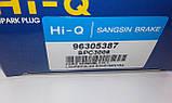 Провода высоковольтные  Авео, Ланос 1.5 л. HI-Q Корея, фото 2