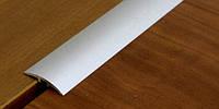 Алюминиевый порожек для пола,скрытый, ширина 28 мм.