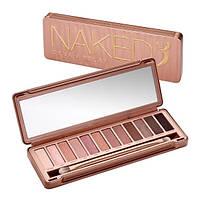 Тени для макияжа глаз NAKED3