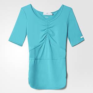 Женская футболка adidas by stella mccartney studio (артикул: AI8767)