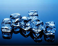 "Фотообои ""Кубики льда 210 х 250"" Палитра"