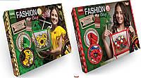 "Набор для творчества ""Fashion Bag"" (вишивка лентами и бисером ), в кор. 37*25*4см (6 шт)(05659)"
