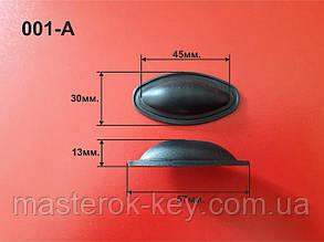 Ножки для чемодана ЧМД-001 (А)