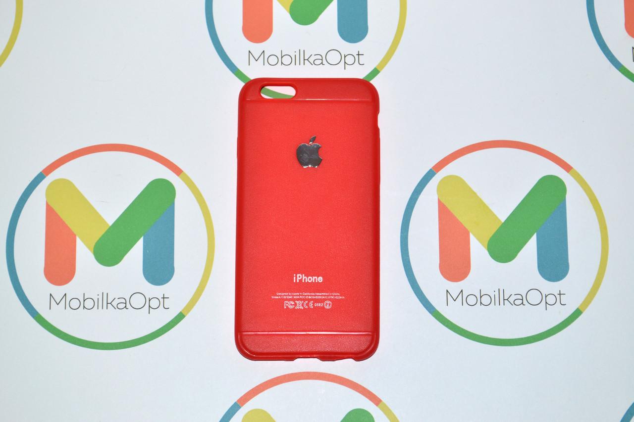 Чехол для iPhone 6/6s красный