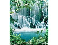 "Фотообои ""Водопад Мираж 242х201""                                                             Artdecor"