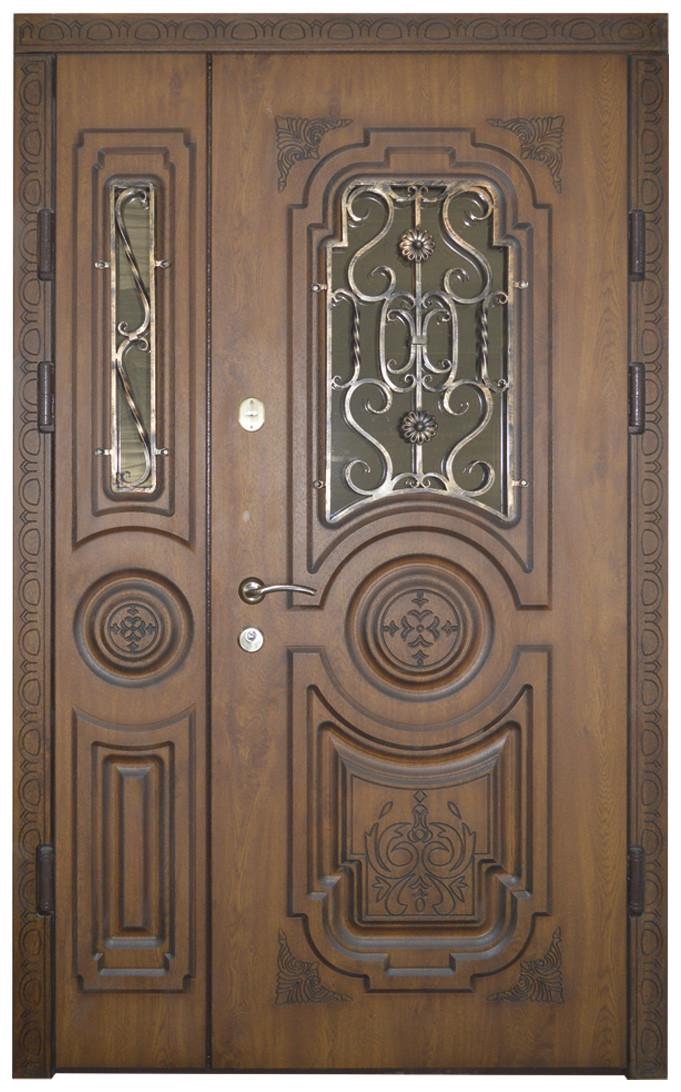 Серия СТАНДАРТ Двери уличные модель 14