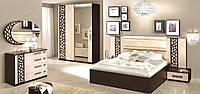 """Модульная спальня в современном стиле """"Селеста"""""""