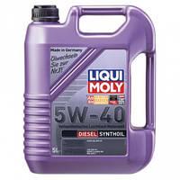 Синтетическое моторное масло DIESEL SYNTHOIL 5W-40 5Л (Бесплатная доставка)