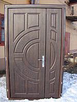 Двери входные металлические М2 плюс 1200х2050