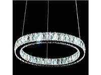Люстра хрустальная LED светодиодная с пультом