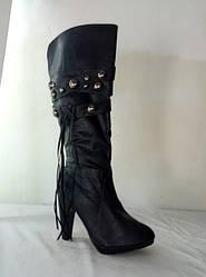 Демисезонные женские сапоги, полусапожки, ботинки, ботильоны