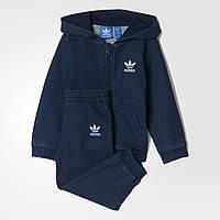 Детский спортивный костюм для малышей Adidas Denim (Артикул: S95949)