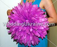 Гигантские помпоны для фотосессии на свадьбе, выпускном вечере, Дне рождения