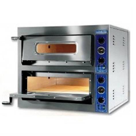 Печь для пиццы ES 4+4 GGF (Италия), фото 2