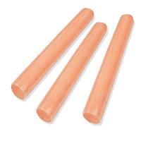 Полимерная глина Пластишка - Бежевый, палочка 17 г, 1 шт