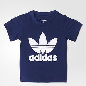 Детская футболка для малышей Adidas Quilted Trefoil (Артикул: S95951)