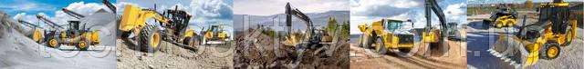 Дорожно-строительная техника John Deere