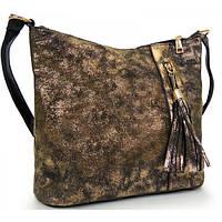Стильная женская сумочка XB-191 DARK GOLD