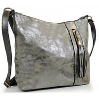 Стильная женская сумочка XB-191 SREBRNA