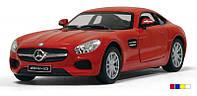 "Машина метал. ""Kinsmart"" ""Mercedes-AMG GT"", в кор. 16*8*7,5см (96шт/4)(KT5388W)"