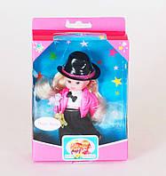 """Кукла Creation & Distribution """"Сьюзи - детки со стойкой"""", в кор. 17*12*5см (60шт)(3333)"""