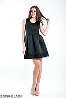 Женское платье Sharon, черное