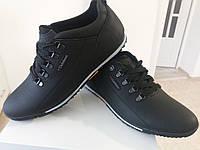 Кожаные кроссовки для мужчин