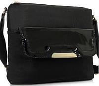 Стильная женская сумочка XB-07 . T6 BLACK