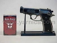 Пистолет-зажигалка Beretta M 84FS Cheetah, 17см