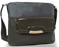 Стильная женская сумочка XB-07 . T6  GREY