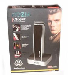 Машинка Триммер Rozia Clipper HQ205 для стрижки бороды и волос на лице