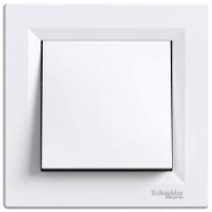 Schneider Asfora Кнопка белая