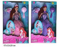 Кукла Defa, 2 цвета, аксессуары, в кор. 32,5*20*6 см (48 шт.)(8188)