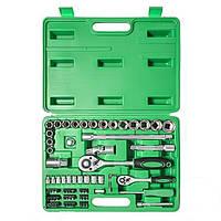 Профессиональный набор инструмента Intertool 72 ед. (ET-6072)