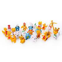 """Фигурка """"Pokemon Go"""", 3,5см, в пак. 16*10*3см (36шт)(160801)"""