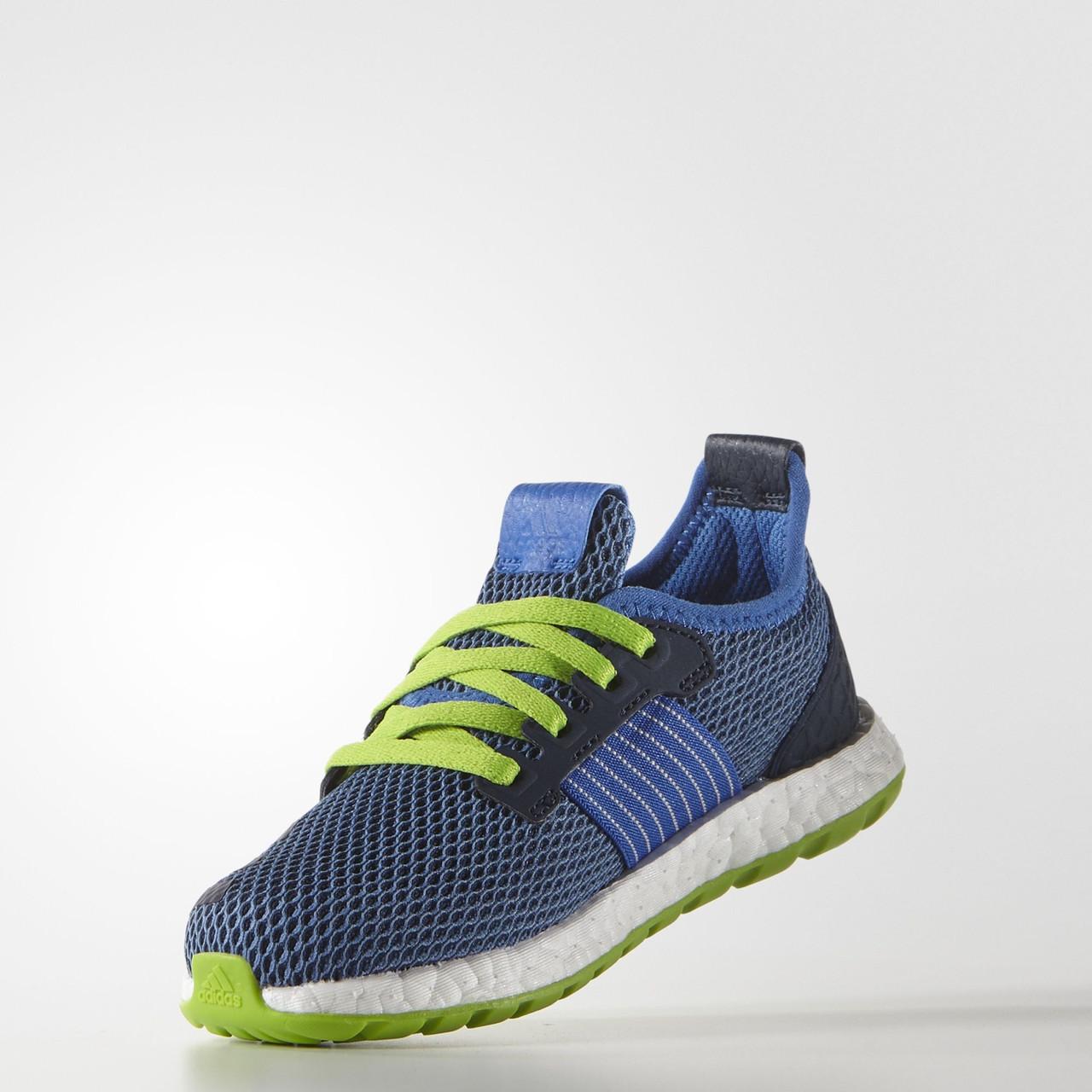 Детские кроссовки для бега Adidas Pure Boost ZG (Артикул  S80388) - Адидас  официальный 610ea36baf9
