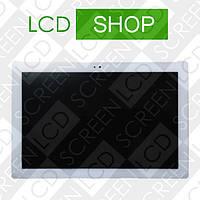 Модуль (дисплей + тачскрин) для планшета Asus ZenPad 10 Z300C Z300CG, белый