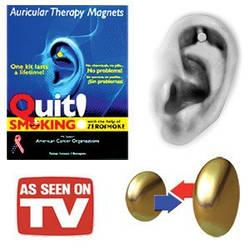 Магнит от курения Zerosmoke Quit Smoking