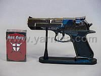 Пистолет-зажигалка DESERT EAGLE 909