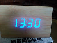 Электронные цифровые настольные часы, фото 1