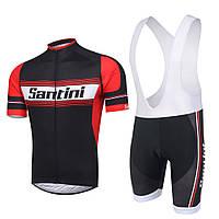 Велоформа Santini 2016 bib  v1