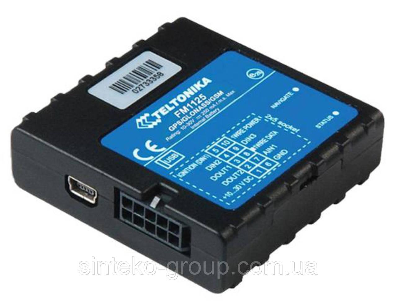 Автомобільний GPS трекер Teltonika FM1120