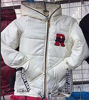 """Детская зимняя курточка """"RS"""" (разные цвета)"""